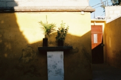 Courtyard, Antigua